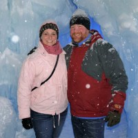 Snowy, Cool Ice Castles